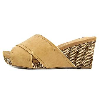 Tyyli & Co naisten Jillee avoimen rento Platform sandaalit