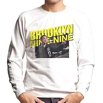 Brooklyn Ni-Ni Charles Boyle Menn Sweatshirt