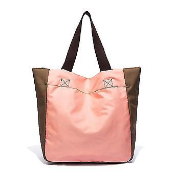 Taška přes rameno Skládací nákupní taška řiditelná potravinová tote kabelka vodotěsná