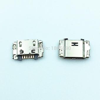 100шт Micro Usb 7pin мини-разъем мобильный порт для зарядки для Samsung J5 J7