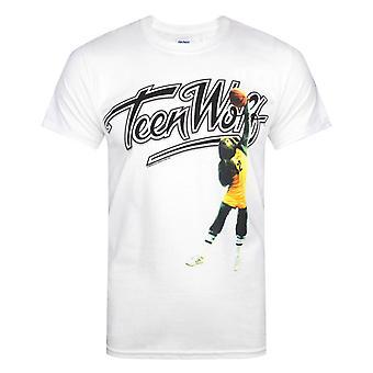 Teen Wolf Official Mens Slam Dunk T-Shirt