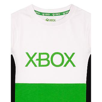 Xbox Kidss/Kids Colour Block T-paita
