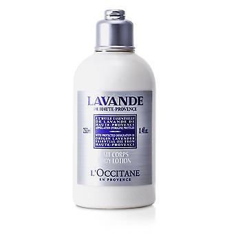 L'Occitane Lavender Harvest Body Voitelu (uusi pakkaus) 250ml / 8.4oz