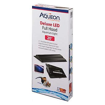 "Aqueon Deluxe LED Full Hood - 20"" Fixture - 2 Watts"