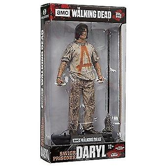 Video game consoles toys the walking dead tv savior prisoner daryl collectible action figure