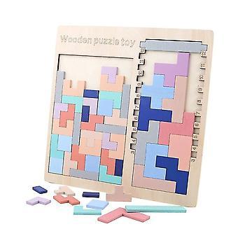 1カラフルな木製ゲームの1でSofirn 3の幼稚園のマジネーション知的教育キッドおもちゃ|ブロック