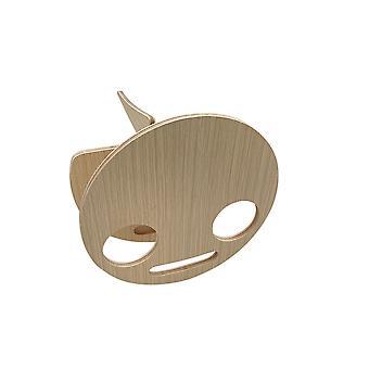 סילקטאה נייד שולחן יין נייד מיני שולחן פיקניק עץ