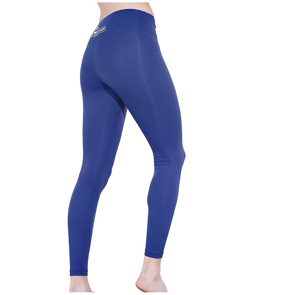 Dethrone Women's Legging Fitness Pants - Royal Blue