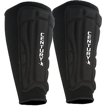 Century Martial Armor Sparring Shin Guards - Black