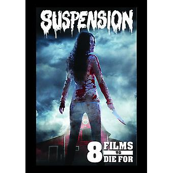 Importer des USA de suspension [DVD]