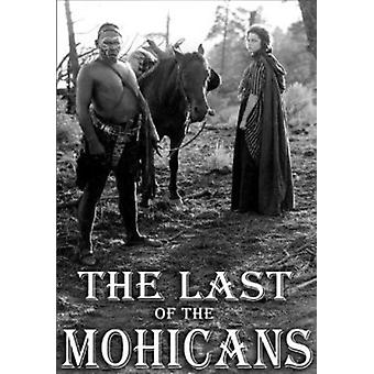 Last of the Mohicans ('20) [DVD] USA import