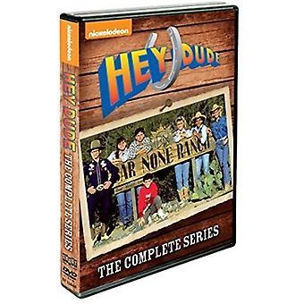 Hey Dude: Komplett serie [DVD] USA import