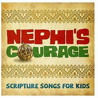 Nephi's Courage: Scripture Songs for Kids / Var - Nephi's Courage: Scripture Songs for Kids / Var [CD] USA import