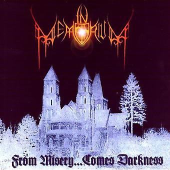 In Memorium - From Misery Comes Darkness [CD] USA import