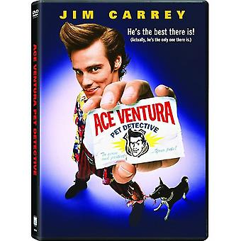 Ace Ventura: Pet Detective [DVD] USA import