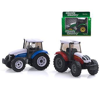 País clásico 1:32 vehículo Tractor