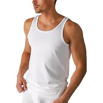 Mey 46000 mannen witte droge katoenen Tank Vest Top