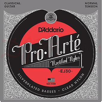 D'Addario Normal Tension Classic Strings