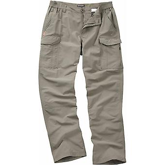 Craghoppers Mens NosiLife Cargo Travel Hose gelb