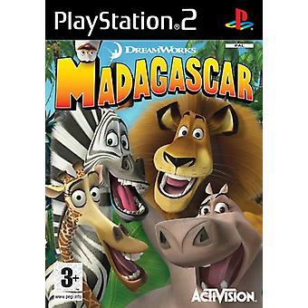 Madagascar (PS2) - Nouvelle usine scellée