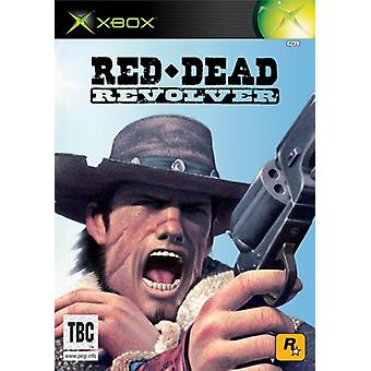 Red Dead revolver (Xbox)-nieuw