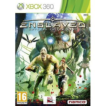 Enslaved Odyssey to the West (Xbox 360) - Factory Sealed