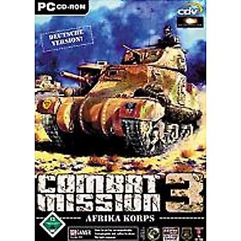 Combat Mission 3 Afrika Corps-ny