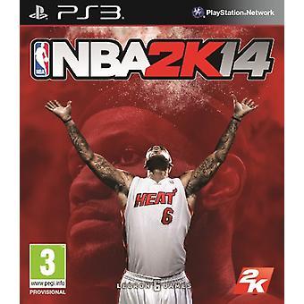 NBA 2K14 (PS3) - Uusi