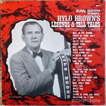 Hylo Brown - Legends & Tall Tales [CD] USA import