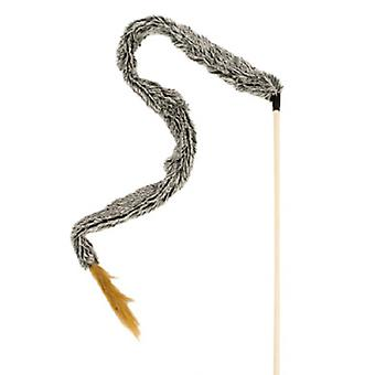 Duvo Cat Toy Cane Maki Tail (Cats , Toys , Teaser Wands)