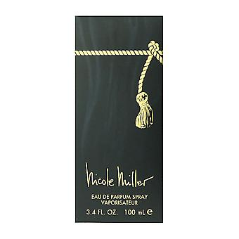 Nicole Miller Eau De Parfum Spray 3.4Oz/100ml New In Box