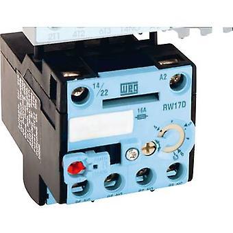 Overload relay 1 breaker, 1 maker WEG RW17-1D3-U017 1 pc(s)