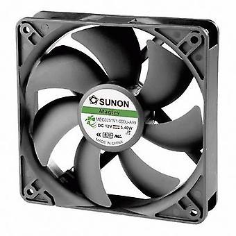 Sunon MEC0251V1-000U-A99 axiale ventilator 12 V DC 183,83 m³/h (L x b x H) 120 x 120 x 25 mm