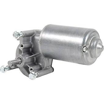 DOGA DC gearmotor DO11137633B00/3001 DO 111.3763.3B.00 / 3001 24 V 2 A 6 Nm 25 rpm Shaft diâmetro: 9 mm 1 pc (s)