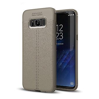 Cell phone cover case for Samsung Galaxy S8 cover frame case grey