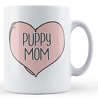 Cachorro Mom - taza impresa