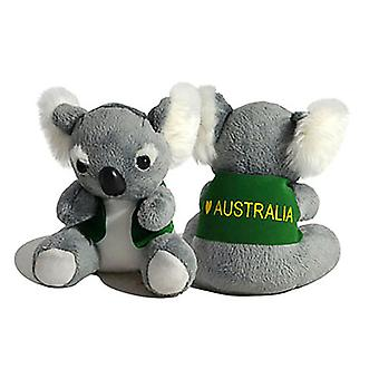 Jumbuck I Love Australia Plush