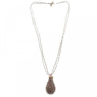Butterfly Stargazer Thin Long Necklace