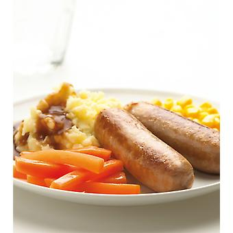 Plumtree Frozen Lincolnshire Sausages 8s