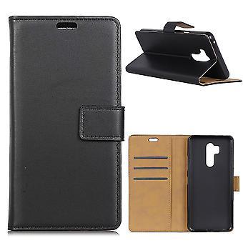 LG G7 ThinQ Wallet hoesje-zwart