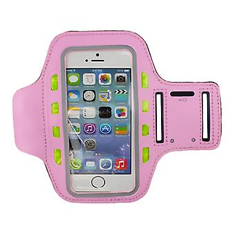 LED Sports bracelet for Smartphone-Pink