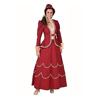 Vrouwen kostuums kostuum voor dames Dickens periode