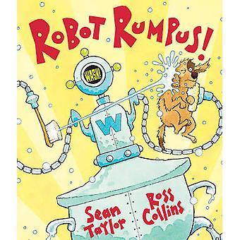 كتاب الضجة روبوت شون تايلور-كولينز روس-9781849396608
