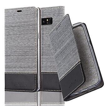 Cadorabo tapauksessa Samsung Galaxy NOTE 8 tapauksessa tapauksessa kansi - puhelimen tapauksessa magneettinen lukko, seistä toiminto ja korttiosasto - Kotelo cover suojakotelo tapauksessa kirja taitto tyyli