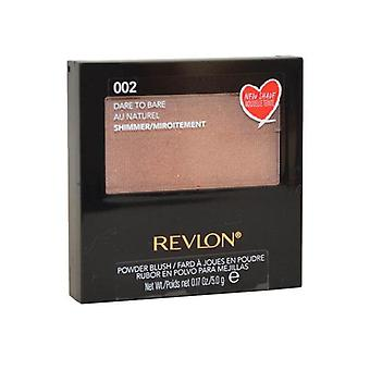 Revlon Powder Blush 5g-Dare To Bare Shimmer