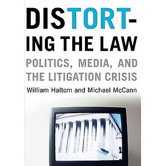 Vääristää lain: politiikka, Media ja riita kriisi (Chicago sarja ja yhteiskunnan)