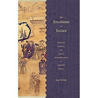 De emoties van Justitie (Koreaanse Studies van de Henry M. Jackson School of International)