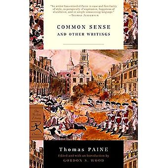 Common Sense and Other Writings (Modern Library)