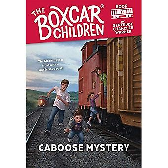 Caboose mysteriet (Boxcar barn)