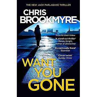 Want You Gone (Jack Parlabane)